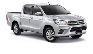 Toyota Hilux Double Cabin Pickup 2014-2018